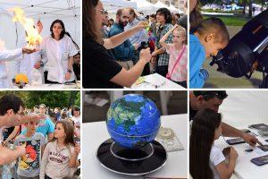 Този уикенд не пропускайте Пролетния фестивал на науката с взривяващи демонстрации и експерименти