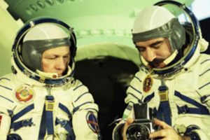 40-годишнината от полета на Георги Иванов