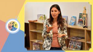 Izzi Science for Kids представя своите учители – биологът Таня Димитрова
