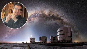 На 18 април д-р Валентин Иванов ще ни разкаже за обсерваторията ESO и нуждата от наука за Космоса