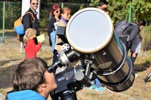 На 11 май погледнете към звездите в Астрономическата обсерватория на СУ