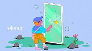 """Теленор ще награждава с телефони и таблети ученици в играта за безопасен интернет """"Дигитални скаути"""""""