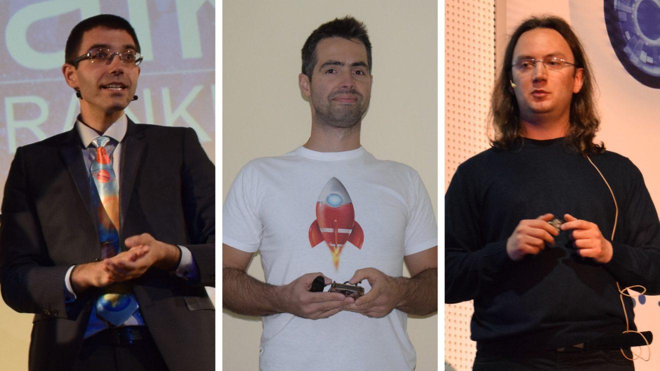 Софийски фестивал на науката: Астрофизиците Владимир Божилов, Тихомир Димитров и Никола Каравасилев за кацането на Луната