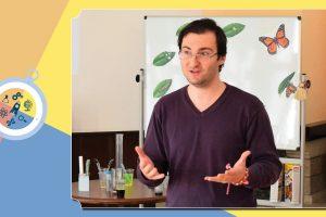 Izzi Science for Kids представя своите учители – микробиологът Явор Денчев