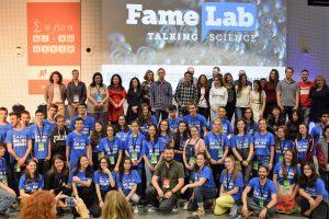 Финалът на FameLab 2019 е състезание за комуникатори на науката, от което всички печелят (видео)