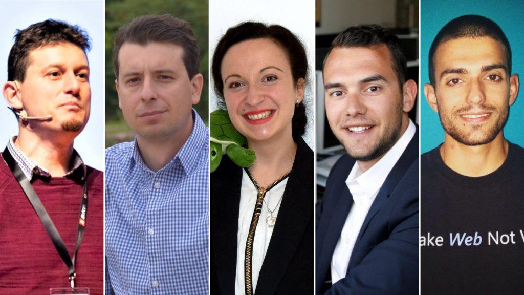 Ето ги новите лектори, които се включват в програмата Предприемачи в науката на фондация Карол Знание