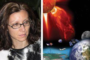 На 16 май доц. д-р Росица Митева ще ни разкаже за Космическо време и космическия климат