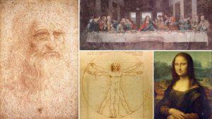 500 години от смъртта на Леонардо да Винчи