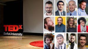 На 11 май 12 лектори излизат пред публиката на второто издание на TEDxSofiaUniversity