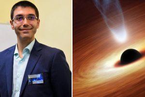 На 22 май в Пловдив Ratio представя д-р Владимир Божилов и науката за свръхмасивните черни дупки
