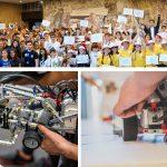 """Всички са победители от четвъртия училищен Фестивал """"Роботика за България"""""""