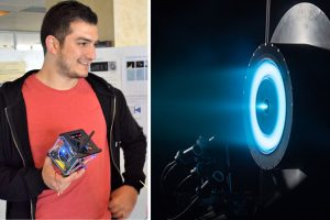 На 6 юни в Кръжока по астрономия Стоил Иванов ще ни разкаже за двигателите за космически апарати