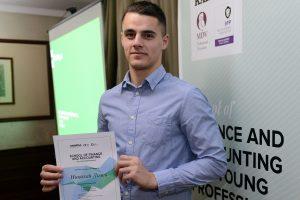 Николай Лозев, завършил програмата за млади професионалисти на MDV: Финансите и счетоводството са езикът на бизнеса