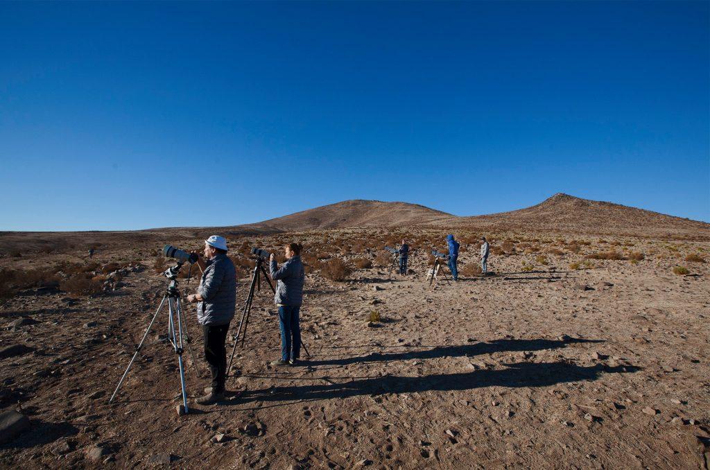 Български учени направиха страхотни снимки на пълното слънчево затъмнение от пустинята Атакама