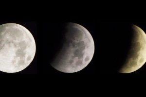 На 16 срещу 17 юли от България ще се наблюдава частично лунно затъмнение