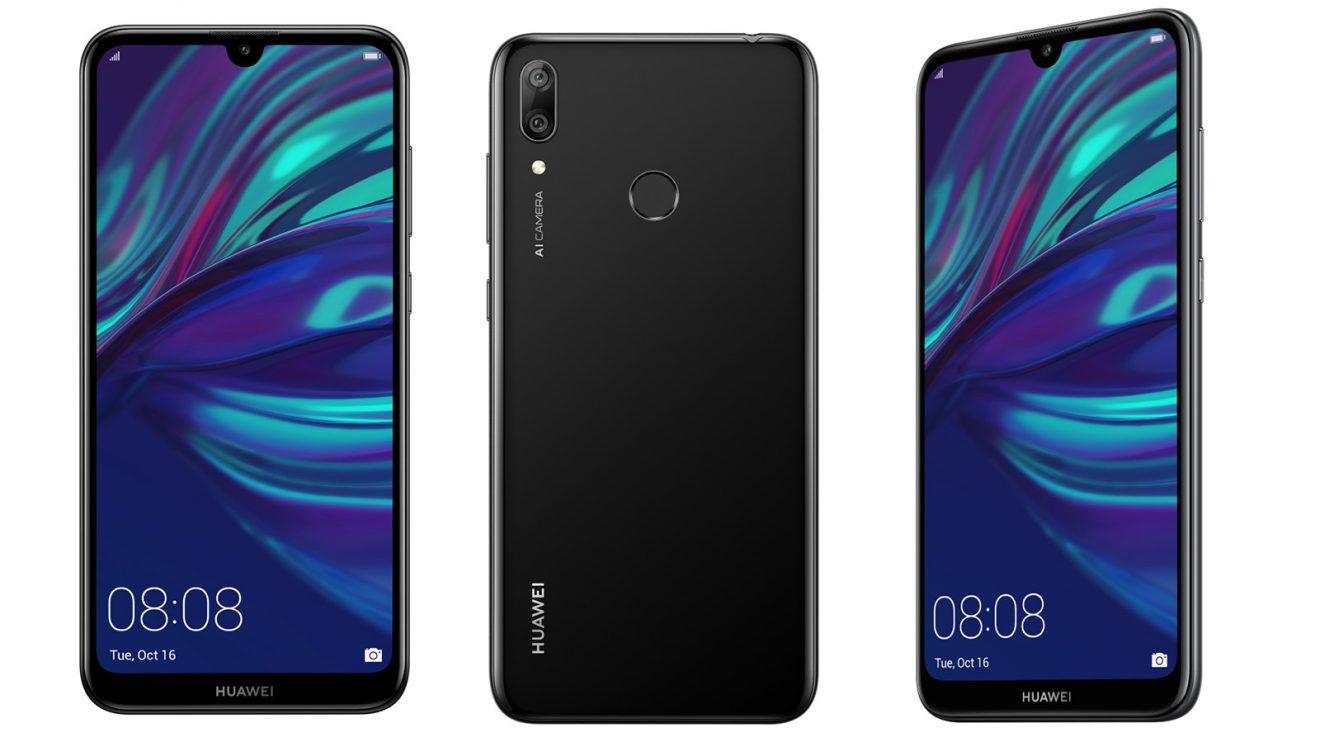 Бюджетният Huawei Y7 с двойна AI камера и 6,2-инчов дисплей вече се продава в магазините на Vivacom