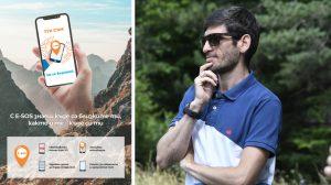 Безплатното българско мобилно приложение E-SOS помага на туристи в планината