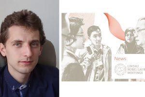 Учен от Института по физика на твърдото тяло на БАН участва в срещата на Нобеловите лауреати за 2019 г.