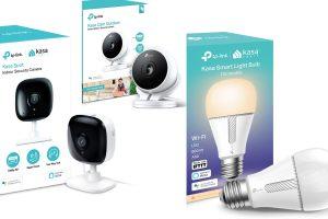 Нови облачни камери и умни крушки Kasa Smart идват в България от TP-Link