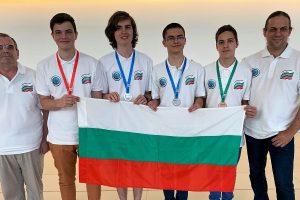 1 златен, 2 сребърни и 1 бронзов медал за българските информатици от Международната олимпиада