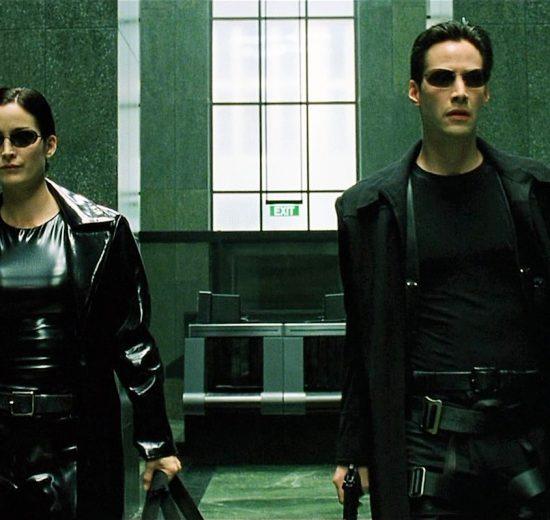 """Правят четвърта част на култовия филм """"Матрицата"""" с Нео и Тринити"""