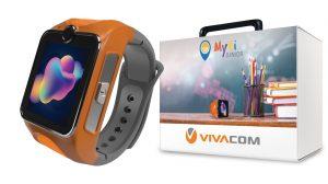 Умните детски часовници MyKi Junior идват с подарък – ученически принадлежности от Vivacom