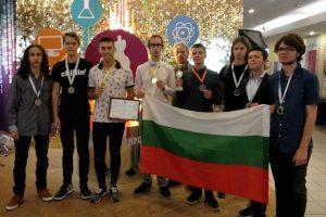Страхотно представяне и 8 медала за българските гимназисти от международната олимпиада на Метрополисите
