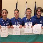 Българските информатици спечелиха 3 медала и грамота на Балканската олимпиада