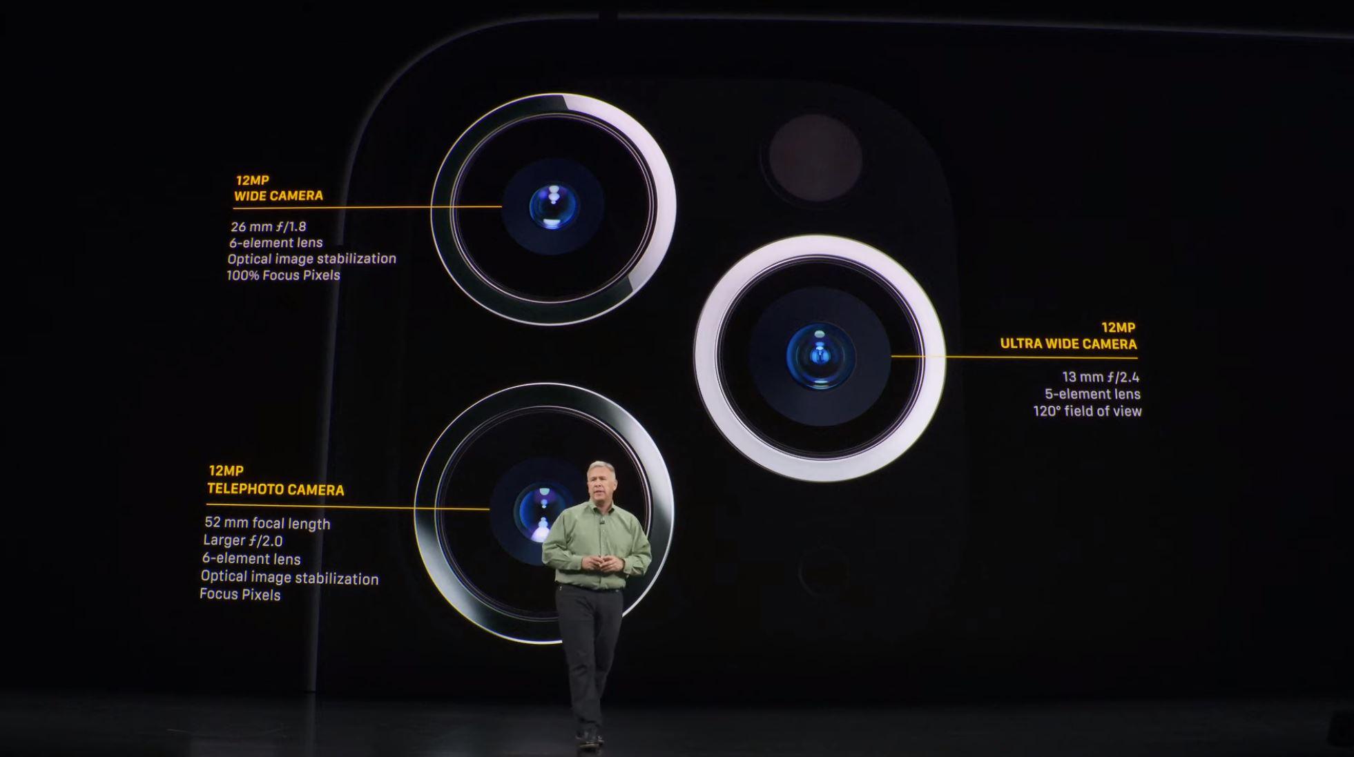 Apple представи новите iPhone 11, iPhone 11 Pro и iPhone 11 Pro Max на цени от 1600 до над 3000 лева (видео)