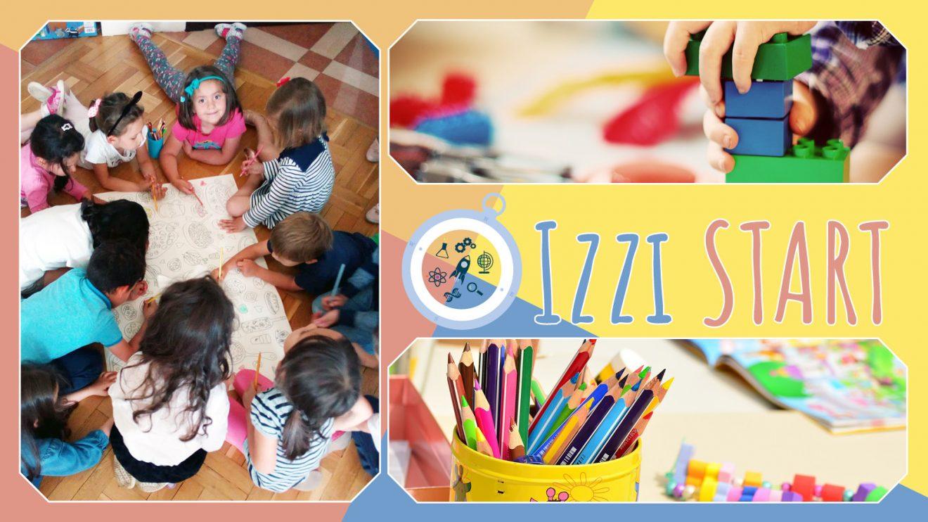 детски център Izzi Start