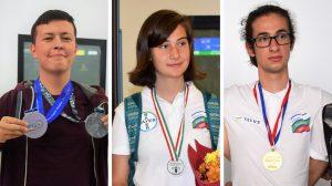 На сцената на Science Bricks: Трима олимпийци разказват как се печелят медали по природни науки