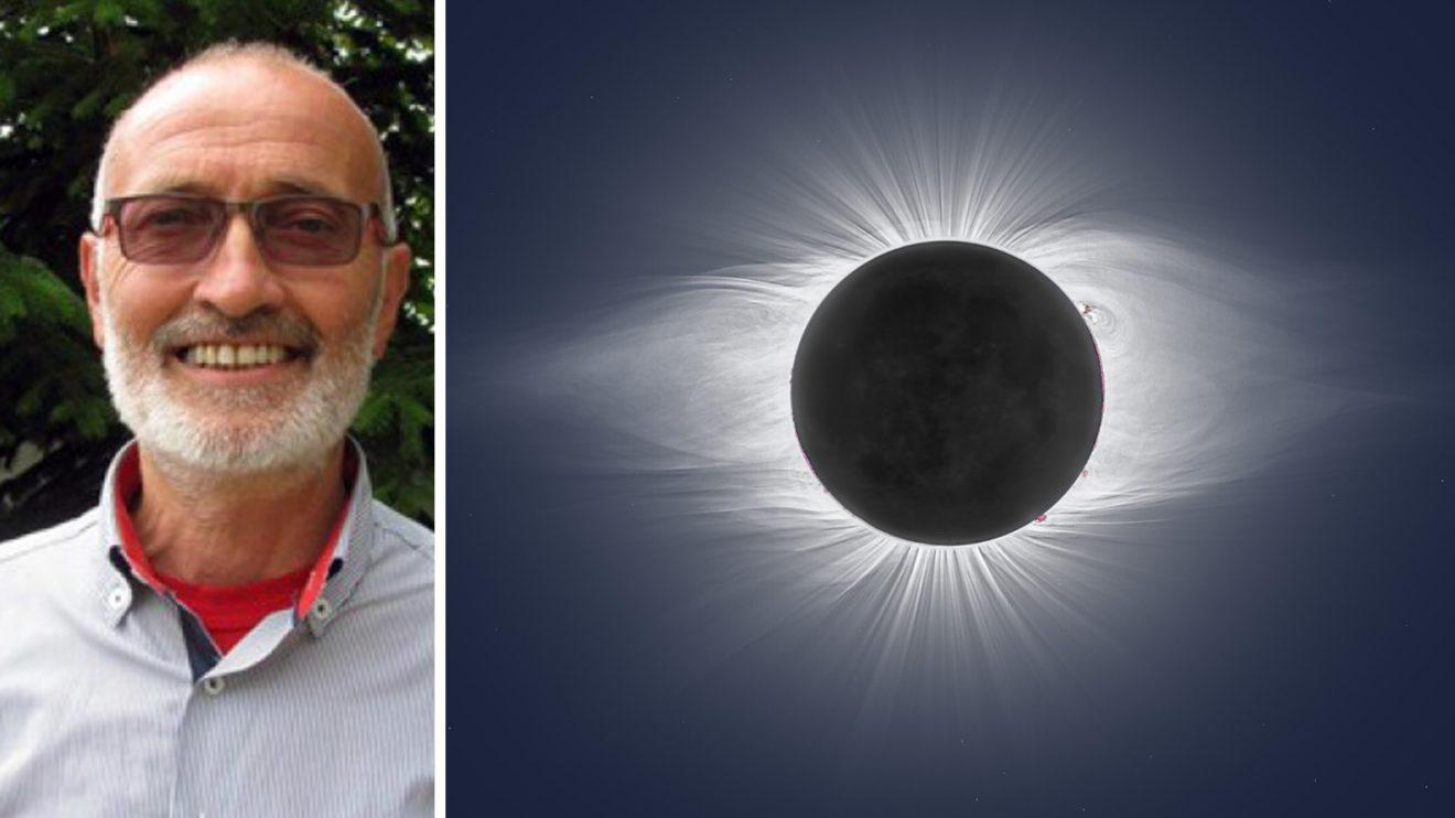 """Този четвъртък доц. Алексей Стоев ще ни отведе на """"Пътешествие в конуса на Лунната сянка"""" в Кръжока по астрономия"""