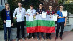 Блестящо представяне и 6 медала за българските ученици по астрономия от Международната олимпиада