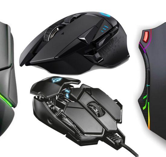 10 предимства на професионалната геймърска мишка