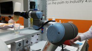 Колаборативните индустриални роботи
