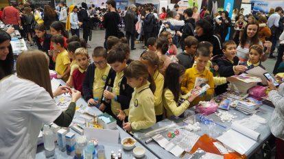 """2000 деца и младежи видяха разнообразието от възможности на """"Базар на професиите"""" 2019"""