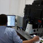 Български учени изучават промени в човешките клетки чрез суперрезолюцията на Andor Dragonfly