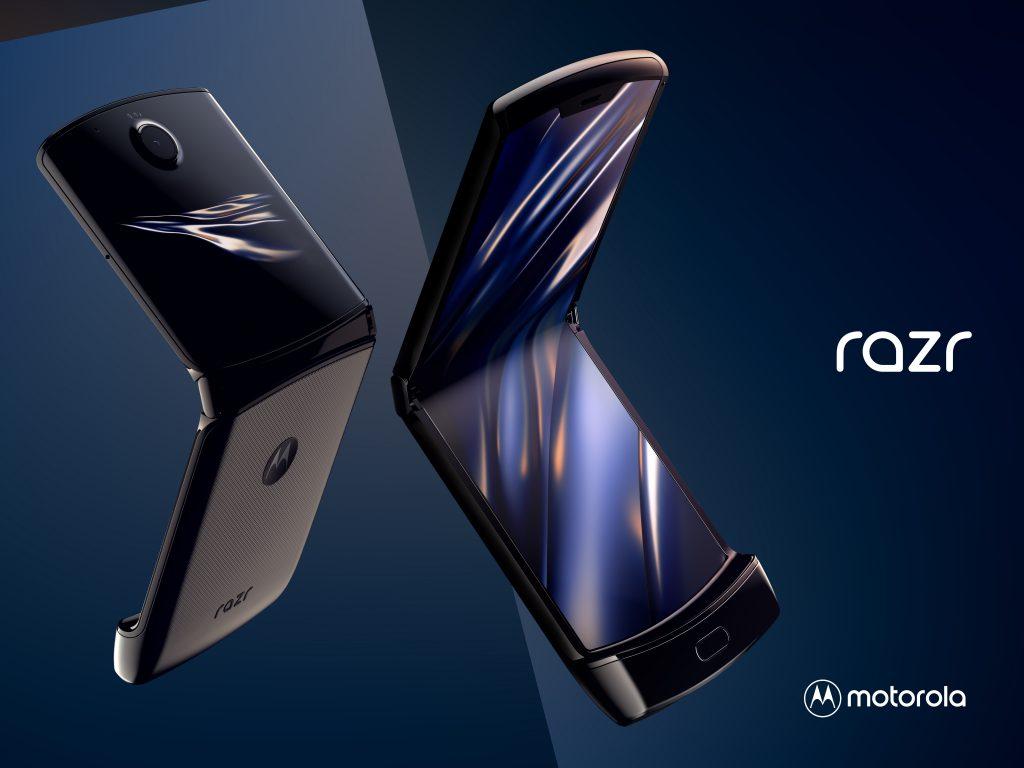 Ето го новия Motorola RAZR – една легенда се завърна със сгъваем екран и цена от $1500 (видео и снимки)