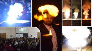 На 28 ноември ни очаква много гръм, огън, пушек и зрелищни експерименти във Вечерта на химията