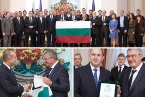 Президентът връчи националното знаме на българските учени преди 28-ата антарктическа експедиция