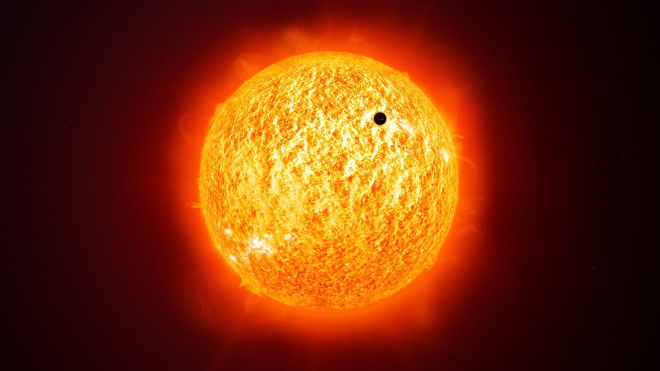 На 11 ноември предстои рядко астрономическо събитие видимо и от България - транзит (пасаж) на Меркурий (видео)