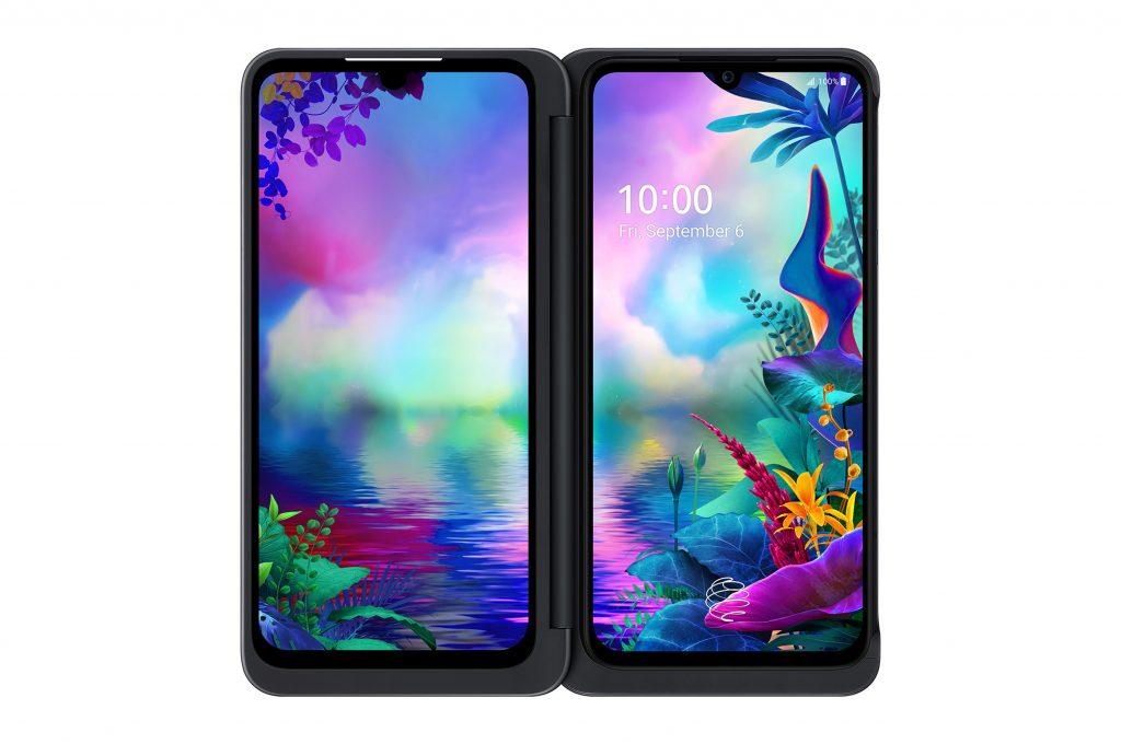 Смартфонът с два екрана LG G8X Dual Screen идва у нас само в онлайн магазина на Vivacom