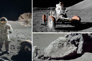 47 години от успешната мисия Аполо 17 - последното кацане на хора на Луната!