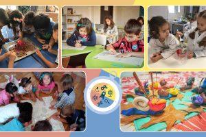 ЧНУ Izzi Science for Kids обявява специален прием за деца на 4 и 5 години