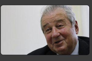 На 87-годишна възраст почина академик Благовест Сендов