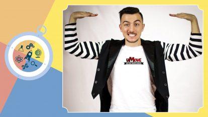 Izzi Science for Kids представя своя учител по хип-хоп и танци Мартин Ассев