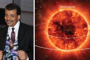 Нийл Деграс Тайсън: Без паника, Бетелгейзе потъмнява и ще избухне като свръхнова в следващите 100 000 години