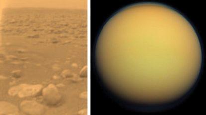 Преди 15 години космическата сонда Huygens успешно кацна на повърхността на Титан (видео и снимки)