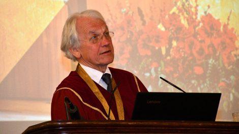 """Нобеловият лауреат по физика проф. Жерар Муру стана """"Доктор хонорис кауза"""" на Софийския университет и БАН"""
