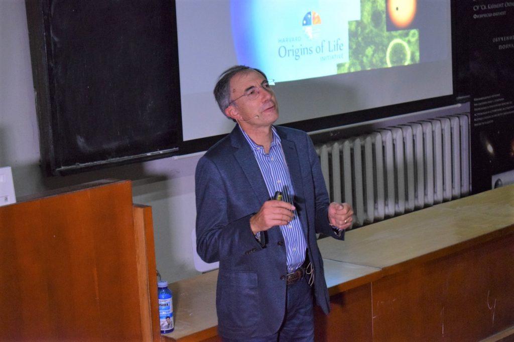 """Остани си вкъщи & гледай наука! (видео) Световнопризнатият проф. Димитър Съсълов - """"Екзопланети: Бъдещи насоки"""""""